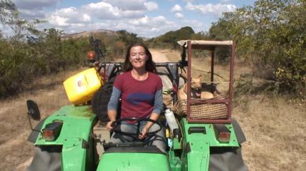 Tractor Girl - Onderwerg